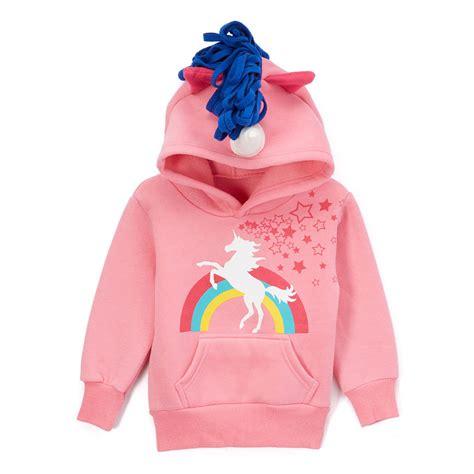 Unicorn Sweatshirt unicorn hoodie with horn soft robin marshall
