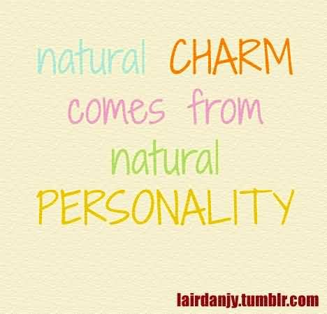 Great Personality Quotes
