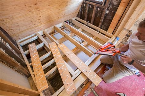 Reinforcing Floor Joists by 6 Bathroom Remodel Structural Considerations Page 3 Of 3