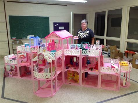 biggest barbie doll house 25 best ideas about barbie house on pinterest diy doll