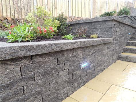 decorative bricks for garden walls garden inspiration