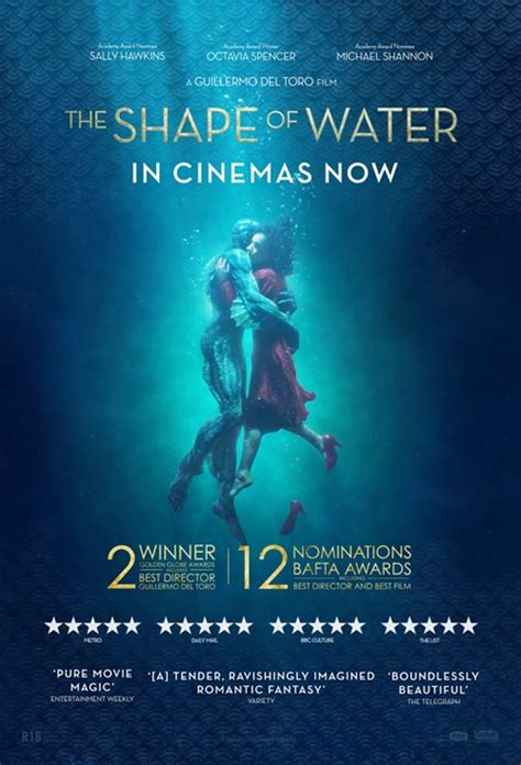 movies this weekend the shape of water by sally hawkins movie poster for the shape of water flicks co nz