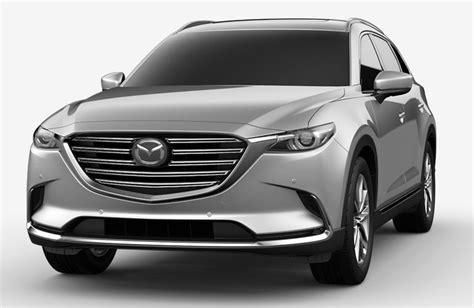 2020 Mazda Cx 9s by 2018 Mazda Cx 9 Color Options