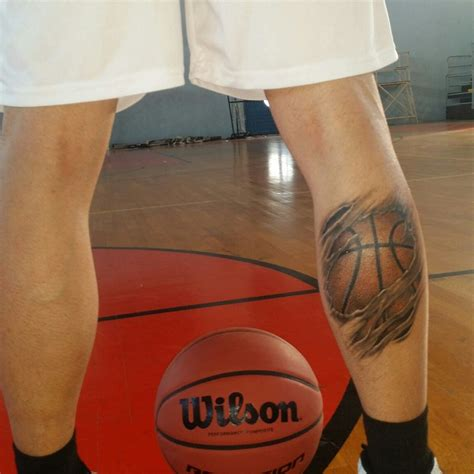 small basketball tattoos basketball basketball