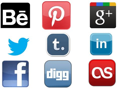 Search Email Address For Social Networking Social Media Logos Thecompanywarehouse