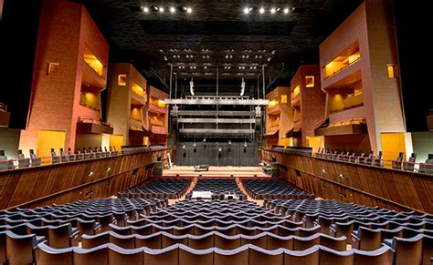 Grand Stage Lighting Philharmonie Luxembourg Takes On Yamaha Pm10