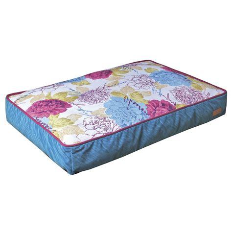 cuscini per cani cuccia cuscino per cani e gatti cozy flower arcaplanet