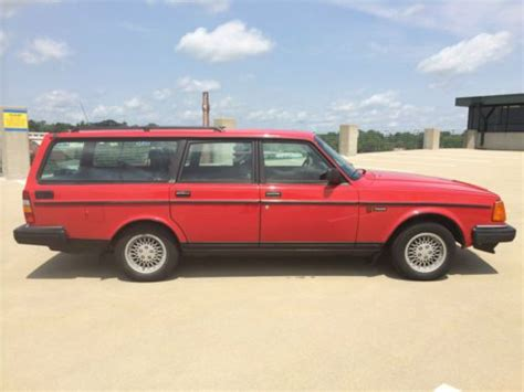 1991 volvo 240 wagon volvo 240 for sale find or sell used cars trucks and