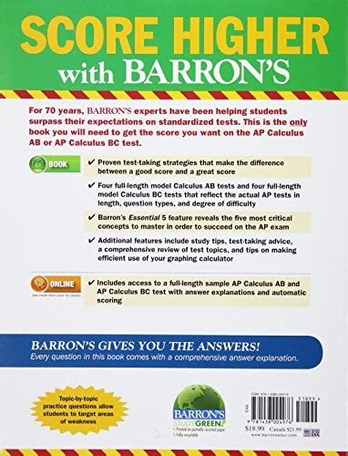 barron s ap microeconomics macroeconomics 6th edition with bonus tests books barron s ap calculus 13th edition toolfanatic