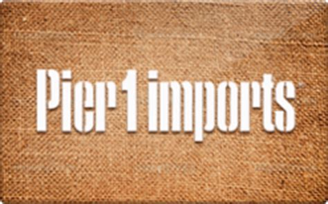 Pier One Gift Cards - buy pier 1 imports gift cards raise