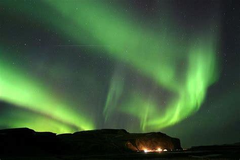 reykjavik weather northern lights reykjavik to switch off street lights for northern lights