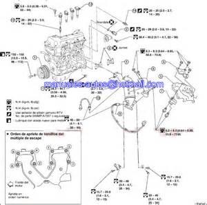 manual de servicio y mantenimiento nissan altima 1999