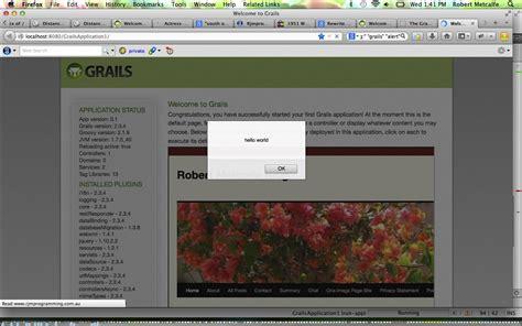 Tutorial Grails Netbeans | netbeans grails groovy primer tutorial robert james