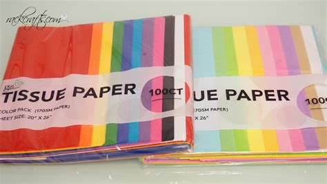 decorative paper gift bags tissue paper gift bag stuffing origami paper flower making