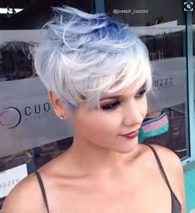 coloring pixie haircut 12 playful ways to color your pixie cut hairstyles digest