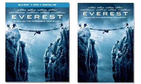 film everest in dvd everest on blu ray or dvd groupon goods