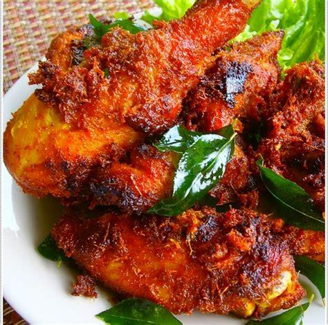 Ayam Goreng Pedasss Taliwang resep ayam bakar rica rica pedas dan enak