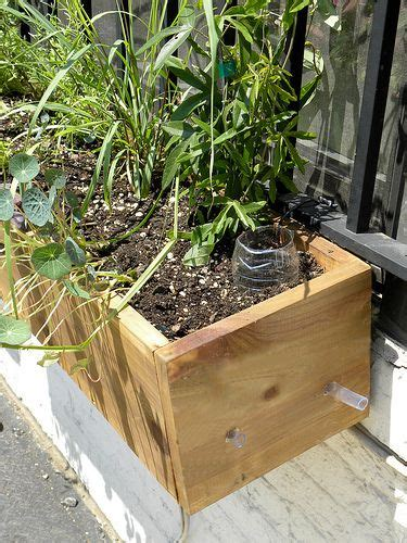 Sip Planter Plans by Window Box Planter Trays Woodworking Projects Plans