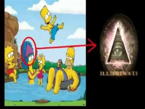 mensajes subliminales iluminatis i simpson gli illuminati messaggi subliminali