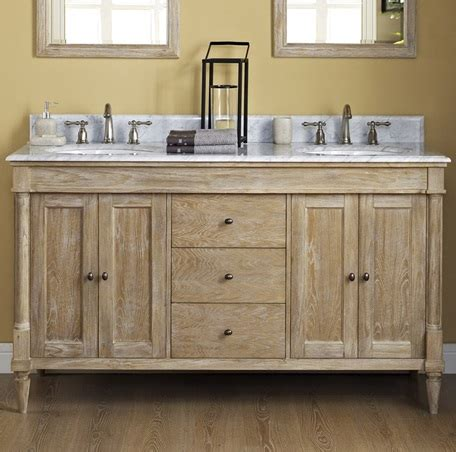 bathroom vanity com fairmont designs rustic chic 60 traditional double sink