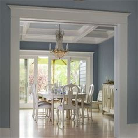 Sherwin Williams Moody Blue by 1000 Images About Cased Opening Trim Mouldings On