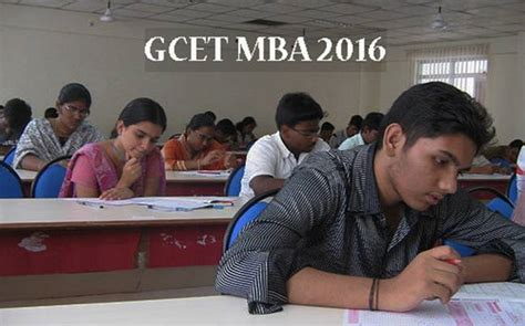 Mba Delhi 2016 by Gcet Mba 2016 Entrance Examination Pattern And Other
