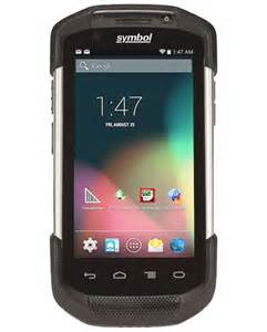 Bench Mate Motorola Tc70 Rugged Mobile Pda With 1d 2d Barcode Scanner