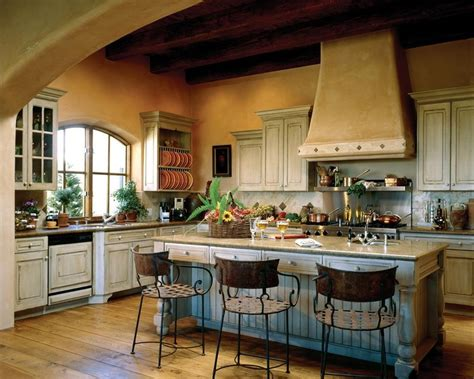 sweet summery kitchen in santa fe for the home