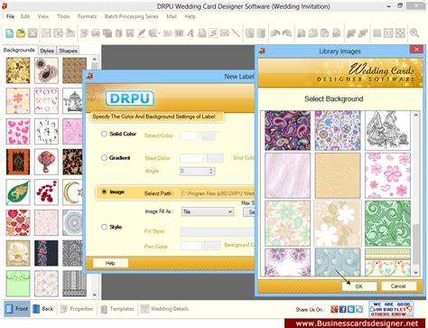 Screenshots Of Wedding Card Designer Software To Learn How | screenshots of wedding card designer software to learn how