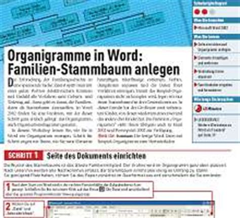 Word Vorlage Stammbaum Organigramme In Word Familien Stammbaum Anlegen