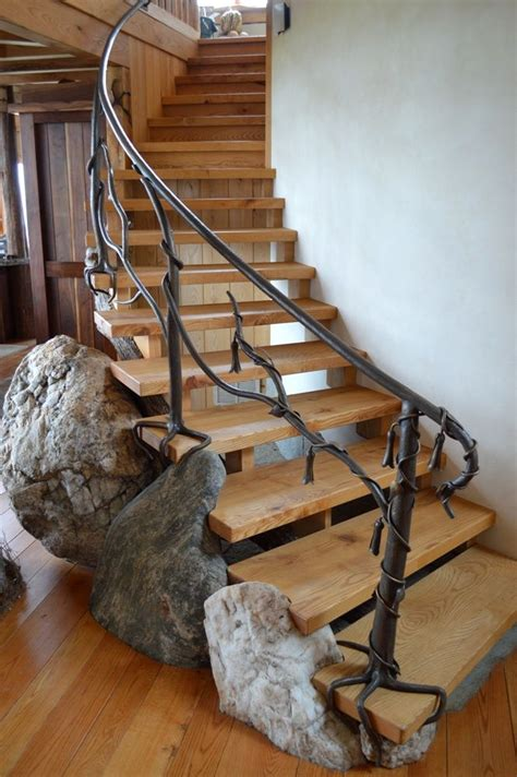 Tree Branch Banister by 43 Best Images About Stair Railings On Trees