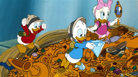 ducktales the movie treasure of the lost l waiching s thoughts