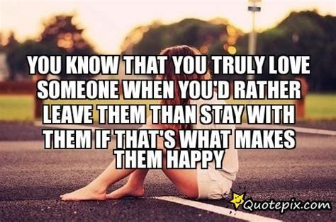quotes about leaving someone you quotesgram