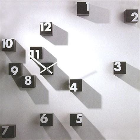 love these cool wall clocks plushemisphere 25 unusual and original wall clocks that you will love to