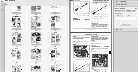 John Deere Repair Service Tractors Manuals Downloads John