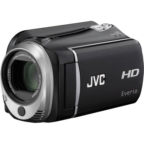 how to update jvc everio jvc gz hd620 hd everio hard drive camera gzhd620bus b h photo