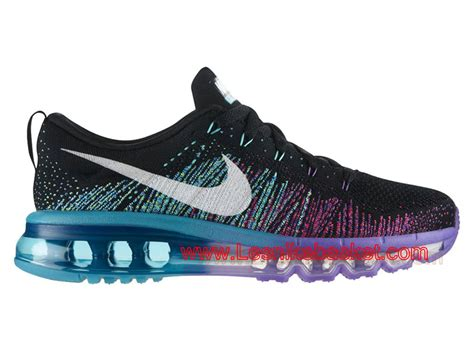 Nike Flyknit Airmax Multi Color nike wmns flyknit air max purple multi color 620659 001