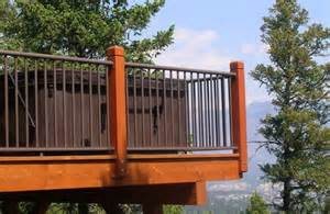 understanding the value of the deck handrail designs
