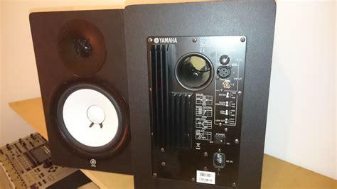 Yamaha Hs 8 Yamaha Hs8 Yamaha Hs 8 Speaker Monitor Yamaha Hs8 Image 1012204 Audiofanzine