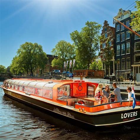 canal boat cruises ga voor een rondvaart amsterdam lovers canal cruises