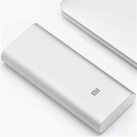 Original Xiaomi Rechargeable Battery Charger original xiaomi 16000mah universal battery charger power