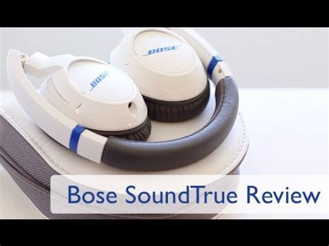 most comfortable on ear headphones bose soundtrue on ear headphone review the most