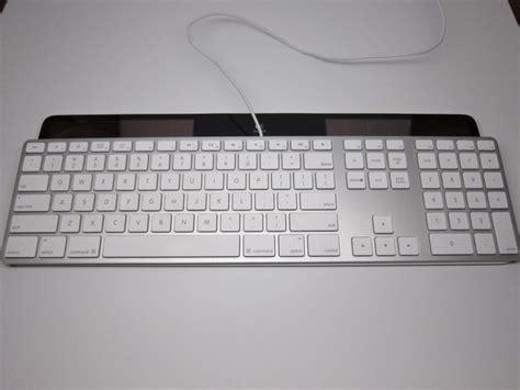 Logitech Wireless Solar Keyboard K750 logitech wireless solar keyboard k750 review the gadgeteer