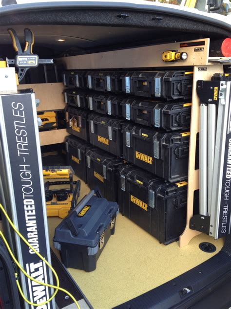 Box Truck Rack System by Bosch Storage Boxes Pro Construction Forum Be The Pro