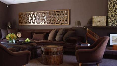 decorar sala con muebles beige c 243 mo decorar una sala con muebles color chocolate youtube