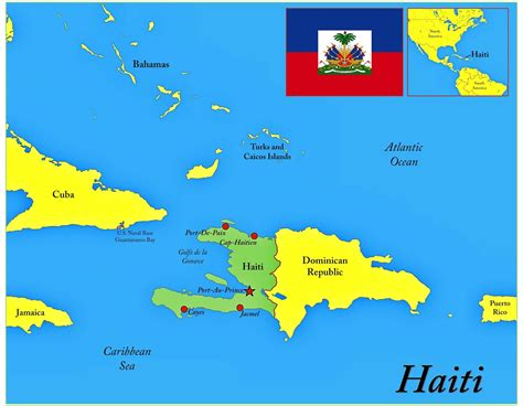 haiti on map gis research and map collection october 2016
