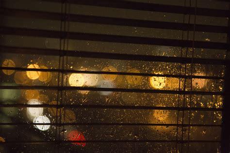 images light bokeh wood night sunlight rain