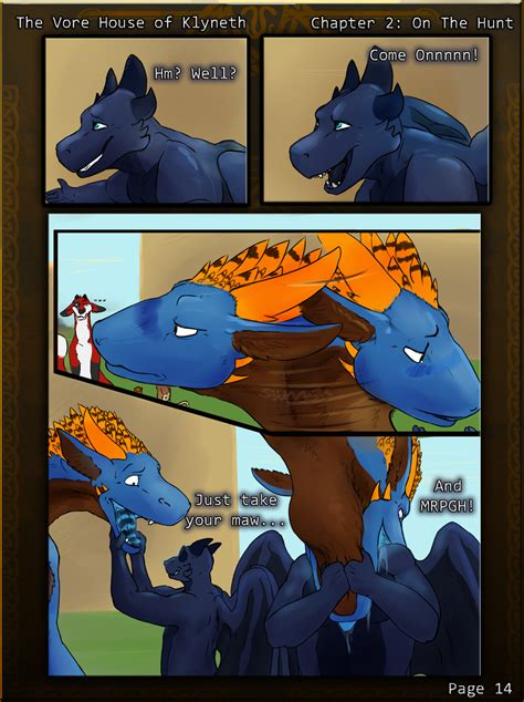 vore house vorenation on twitter quot the vore house of klyneth chapter 2 pg 13 16 by story