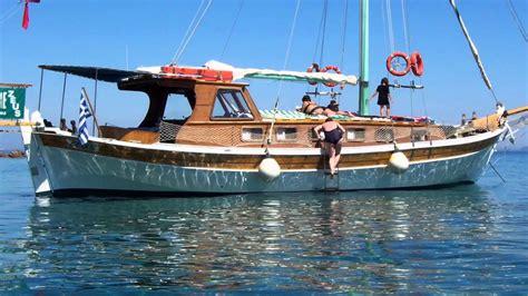 boat trip kardamena zeus boat trip kos youtube