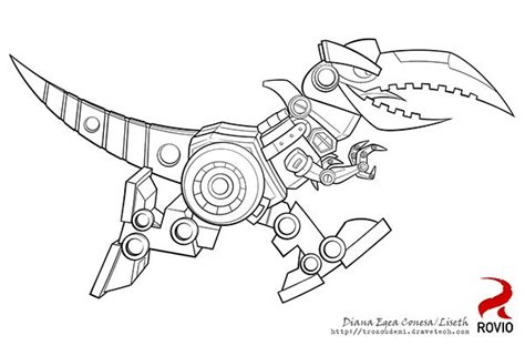 dinosaur robot coloring page angry birds transformers colouring pages dream bod